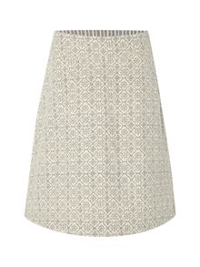 White Stuff Bonded Reversible Skirt