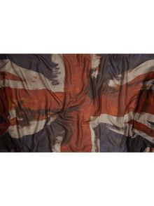 Pretty Green The union jack scarf
