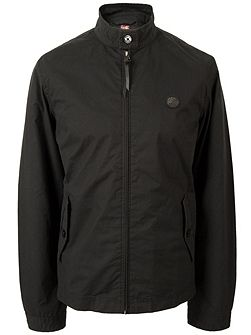 Kingsway Casual Full Zip Harrington Jacket