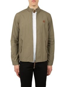 Pretty Green Kingsway Casual Full Zip Harrington Jacket