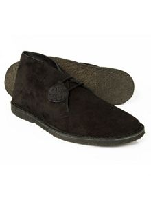 Pretty Green Desert Boots