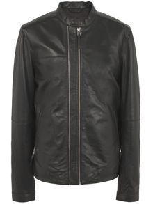 Addison Leather Biker