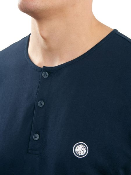 Pretty Green Short Sleeve Grandad