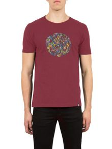 Pretty Green Paisley Logo T-shirt
