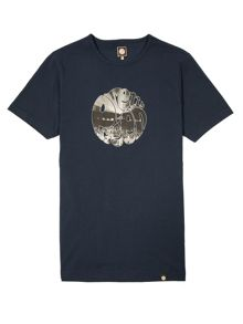 Pretty Green Crowd Logo T-Shirt