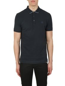 Jasper Taped Collar Polo