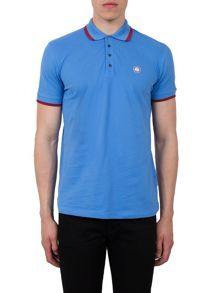 Multistripe Polo Regular Fit Polo Shirt