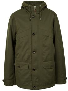 Pretty Green Abbeycroft Hooded Jacket