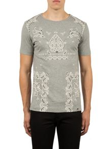 Pretty Green Jerry crew neck t-shirt