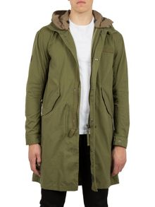 Pretty Green Winchester parka