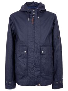Pretty Green Wren Wax Coated Jacket