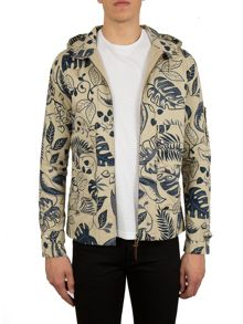 Pretty Green Wren Printed Jacket