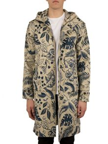 Pretty Green Cartwright Printed Parka