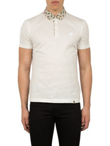 Pretty Green Tahir button down polo