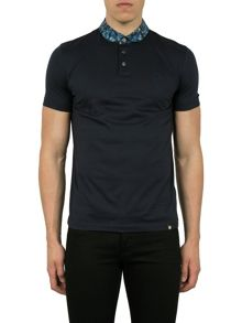 Tanfield penny collar polo