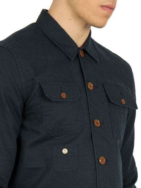 Pretty Green Stamford Shirt