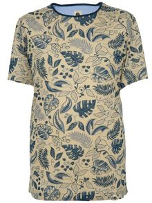 Pretty Green Newhaven Print T-Shirt
