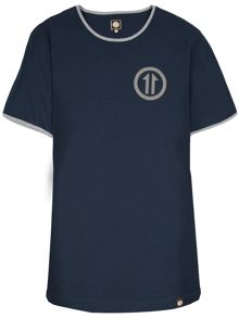 Pretty Green Balham Emblem T-Shirt