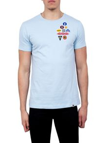 Pretty Green Mod Symbol T-Shirt