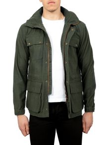 Pretty Green Tarbet Hooded Jacket