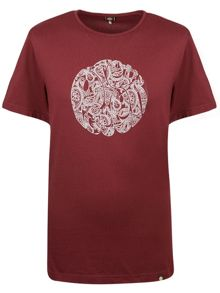 Pretty Green Linear Logo T-Shirt