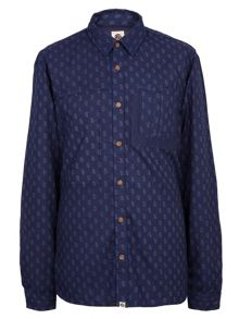 Pretty Green Kershaw Paisley Print Shirt