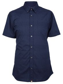 Pretty Green Short Sleeve Vista Shirt
