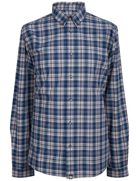 Pretty Green Slim Fit Tarran Shirt