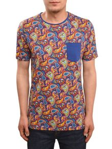 Pretty Green Tetlow crew neck t-shirt