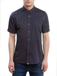 Pretty Green Short Sleeve Byland Shirt