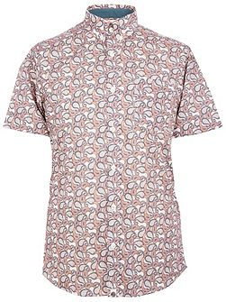 Short Sleeve Leaside Shirt