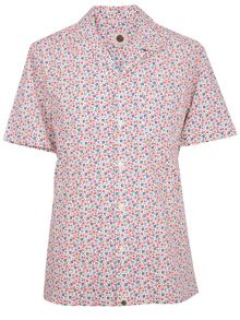 Pretty Green Short sleeve darley shirt