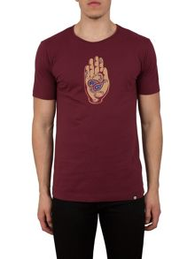 Pretty Green Peace T-Shirt
