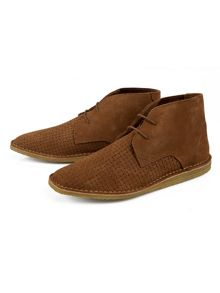Pretty Green Gresham Weave Boots