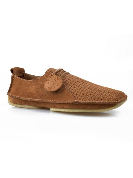 Pretty Green Heydon Suede Shoe