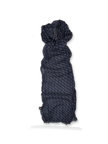 Pretty Green Paisley dot scarf