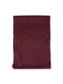 Pretty Green Polka dot scarf
