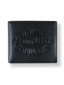 Pretty Green Mens opg bifold wallet