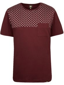 Pretty Green Reynard Crew Neck T-Shirt