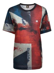 Pretty Green Union Jack T-Shirt