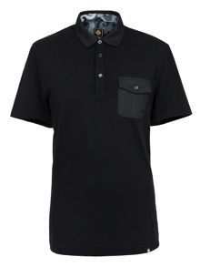 Pretty Green Decima Pocket Polo