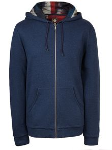 Pretty Green Union Jack Hoody