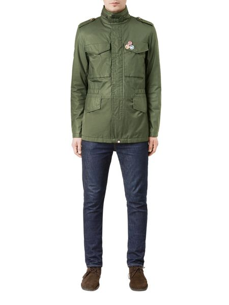 Pretty Green Jetson Jacket