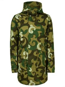 Pretty Green Hartley Parka