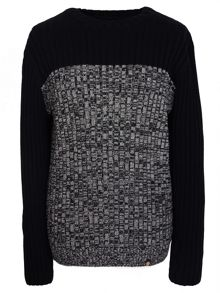 Pretty Green Warley Crew Neck Sweater