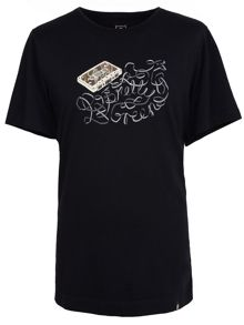Pretty Green Cassette T-Shirt