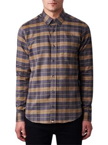 Pretty Green Rennie Check Shirt