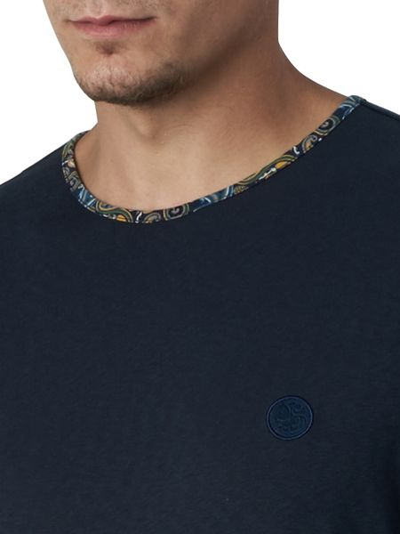 Pretty Green Long Sleeve Belgrave T-Shirt