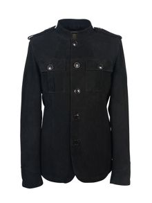Pretty Green Suede Lennon