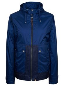 Pretty Green Brompton Hooded Jacket
